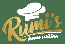 Rumi's Home Cuisine Logo